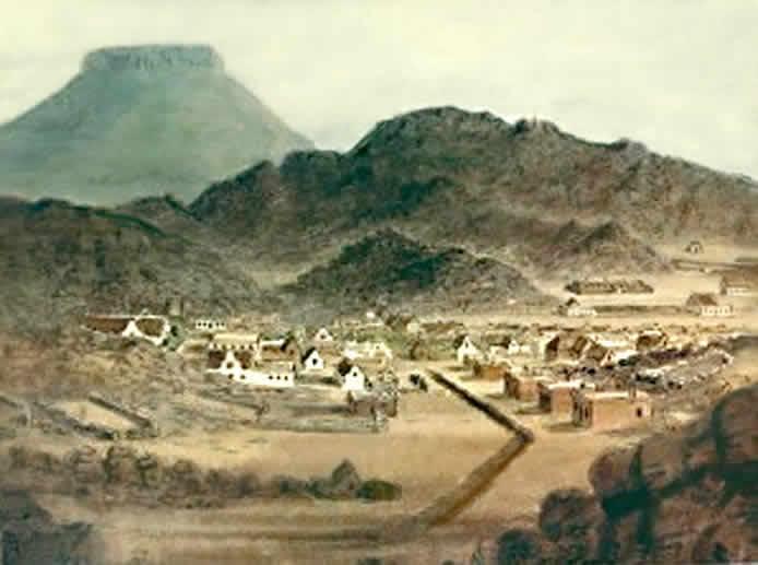 Colesberg History